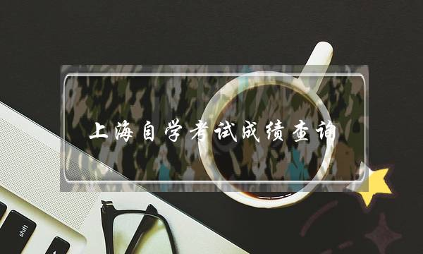 上海自学考试成绩查询(自学考试官网成绩查询)